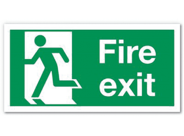 Fire Exit 1